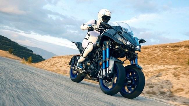Motor Roda Tiga Dari Yamaha Itu Bernama Niken