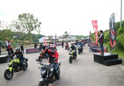 Big Bike Lovers Indonesia Ikuti Honda Asian Journey