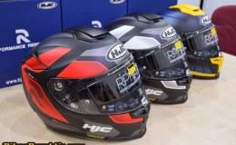 HJC Kenalkan Helm Model Baru
