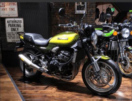 Kawasaki Pamerkan Motor Barunya Di Tokyo Motor Show