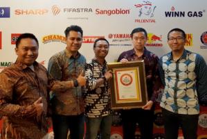 Yamaha Vixion Raih Indonesia Best Brand Award 2017
