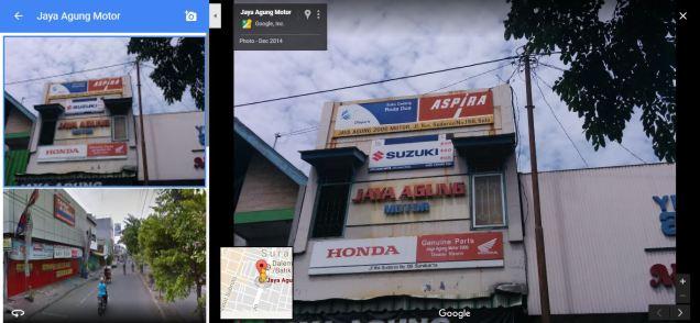 Sparepart Honda di Kota Solo