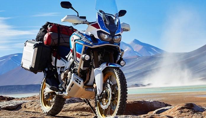 Honda Africa Twin Adventure Sport 2018