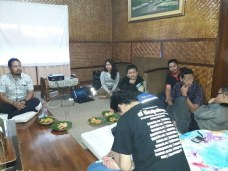 Workshop Blogging Bersama Iwanbanaran