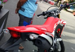 Part After Market Untuk Honda CRF150L
