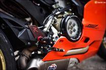 Ducati 899 Panigale Orange