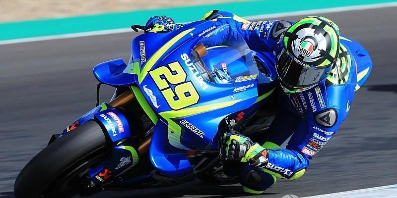Andrea Ianone Mengaku Butuh Waktu Untuk Percaya Dengan Suzuki