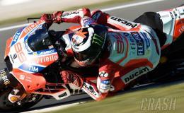 Hasil FP2 MotoGP Valencia 2017