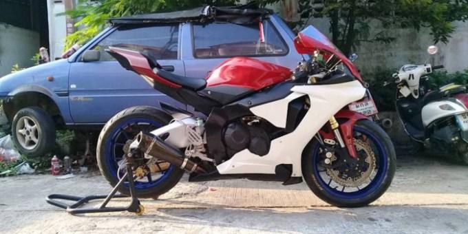 Modifikasi Yamaha R15