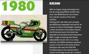 1980 - Kawasaki KR500