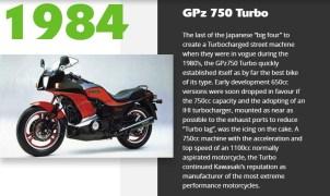 1984 - Kawasaki GPZ 750 Turbo