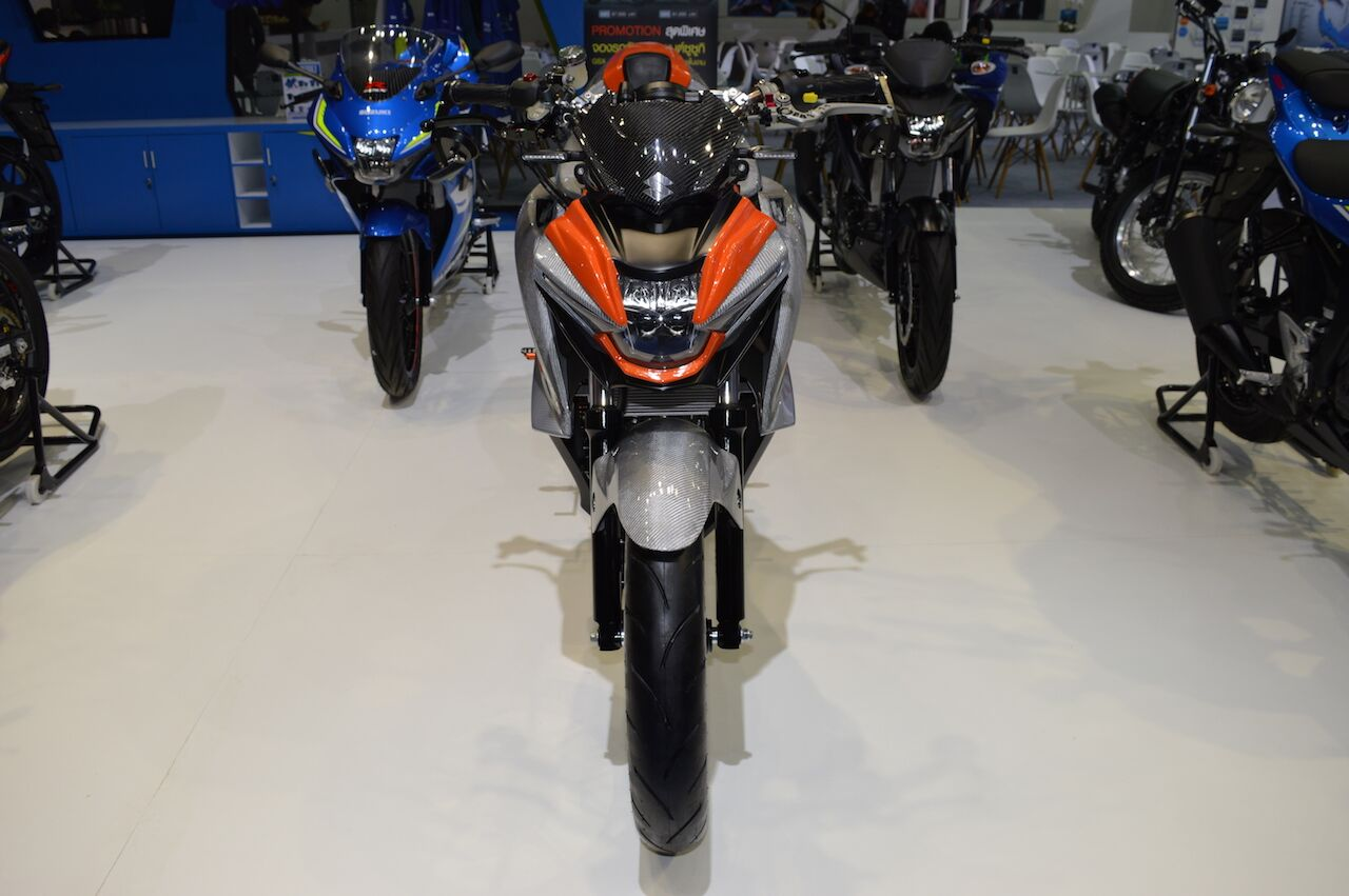Modifikasi Suzuki GSX-S150