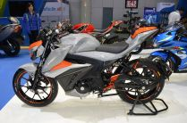 Modifikasi Suzuki GSX-S150