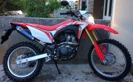Dongkrak Performa Honda CRF150L