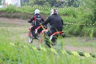Launching Honda CRF150L Jawa Tengah