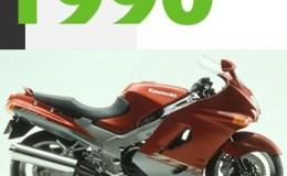 Sejarah Model Motor Kawasaki