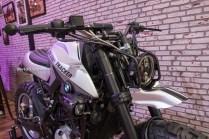 BMW G310R Street Tracker