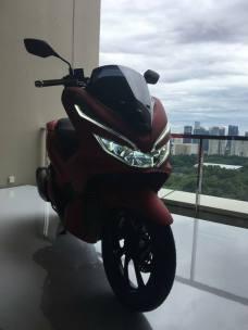 All New Honda PCX150