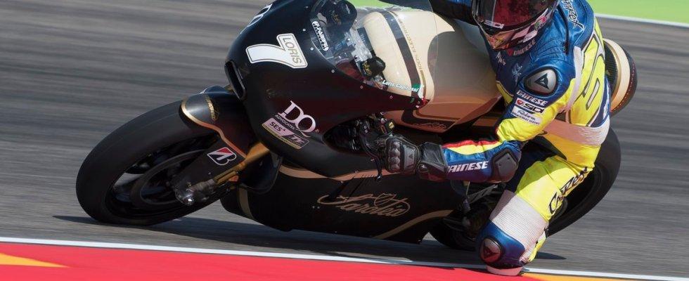 MotoGP Berganti Ke Motor Listrik
