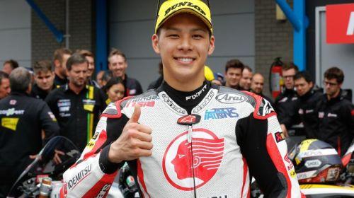 Motor Takaaki Nakagami Di Kelas MotoGP