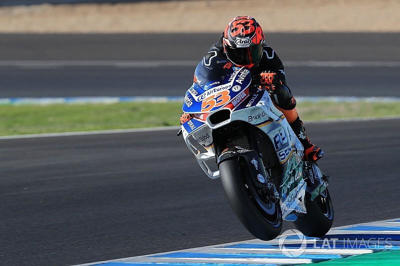 Dengan Avintia Ducati Tito Rabat Mengaku Bisa Ngebut Lagi