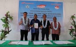 AHM Perluas Kontribusi Pengembangan Pendidikan Vokasi Industri ke Indonesia Timur