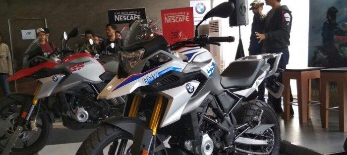 BMW G310 GS Hadir Di Indonesia