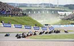 Balap MotoGP Di Sirkuit Jalanan