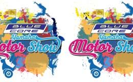 Blue Core Yamaha Motor Show Cirebon