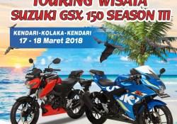 Komunitas Suzuki GSX Kampanyekan Safety Riding