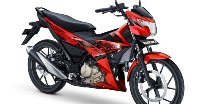 Suzuki All New Satria F150 Kembali Raih Predikat Motor Underbone Terbaik di Indonesia