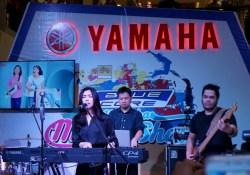 Blue Core Yamaha Motor Show Mengguncang Pulau Bali