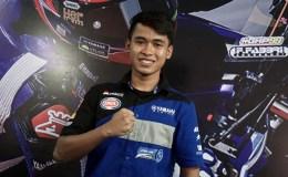 Galang Hendra Siap Bertarung Di World Supersport 300