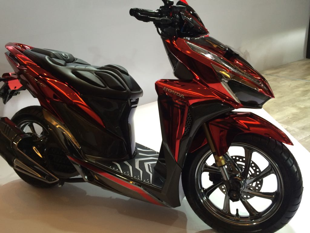 Modifikasi Honda Vario 2018