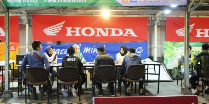 Mudik Bareng Honda 2018