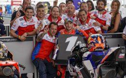 Pole Pertama Jack Miller Bersama Ducati di Argentina MotoGP 2018