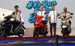 Suzuki Nex II Dilaunching di IIMS 2018