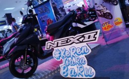 First Ride Impression Suzuki Nex II