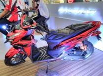 Modifikasi All New Honda Vario 150