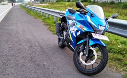 Suzuki GSX-R150 Raih Penghargaan The Best Sport Bike