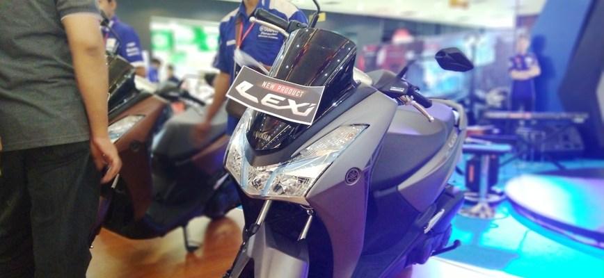 Yamaha Lexi 125 VVA
