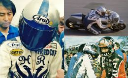 Helm Arai RX-7X Spencer