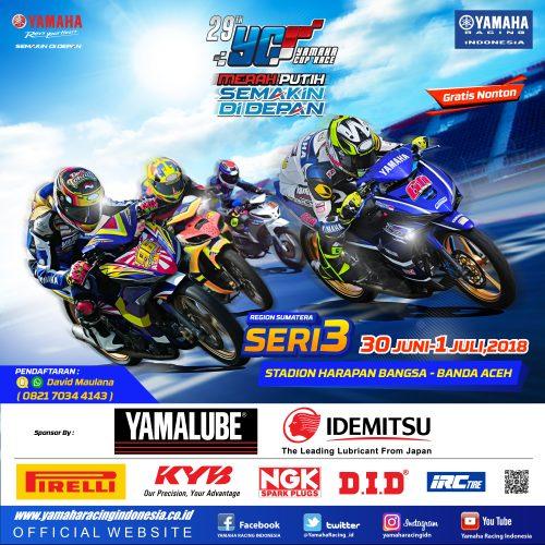 Yamaha Cup Race 2018 Seri Aceh