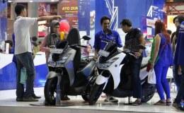 Yamaha Lexi 125 VVA Jadi Primadona di Jakarta Fair 2018