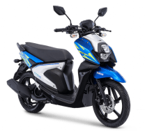 All New Yamaha X-Ride 125 2018