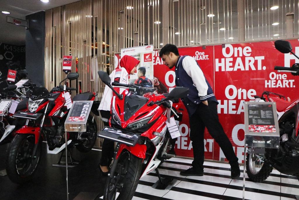 Honda CBR150R Kuasai