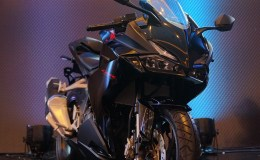 New Honda CBR250RR Black Freedom