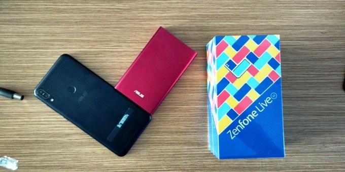 Pakai Asus Zenfone Max Pro M1