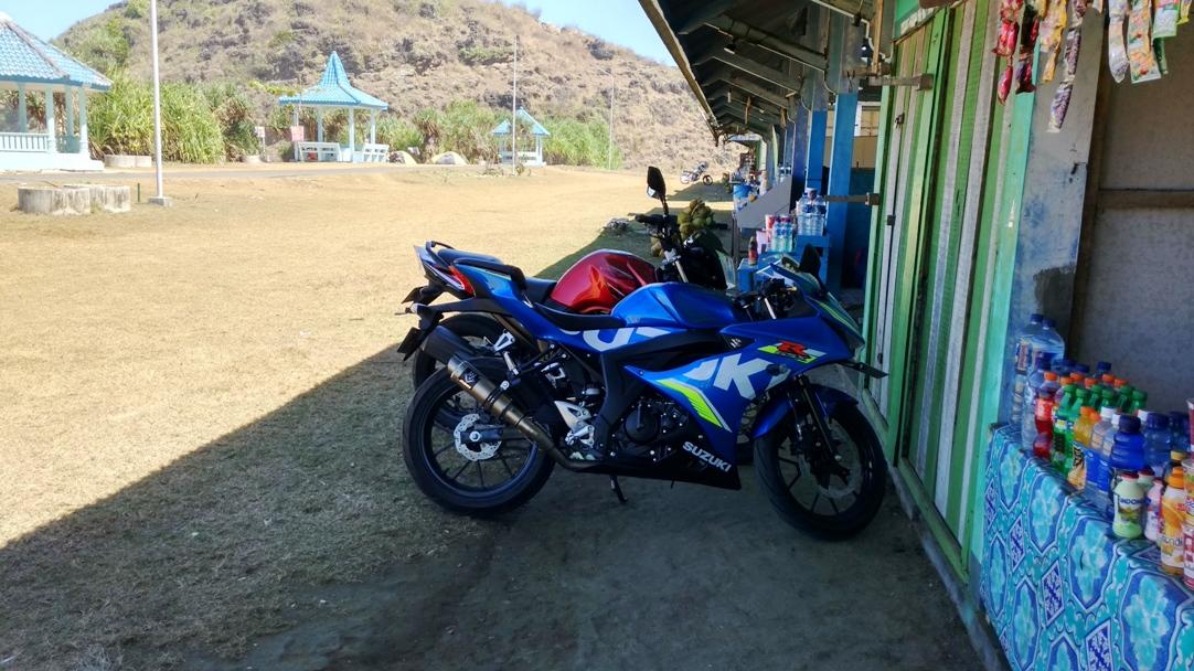 Riding Santai Ke Pacitan Bersama Rider Suzuki GSX-R150