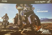 Honda CRF1000L Africa Twin 2018 Diperkenalkan di Indonesia